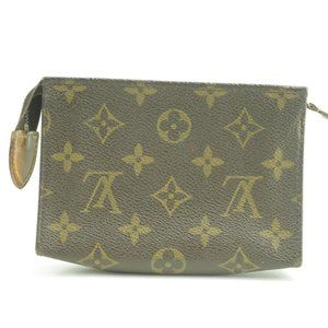 Louis Vuitton Toilette Poche 15 Toiletry Pouch